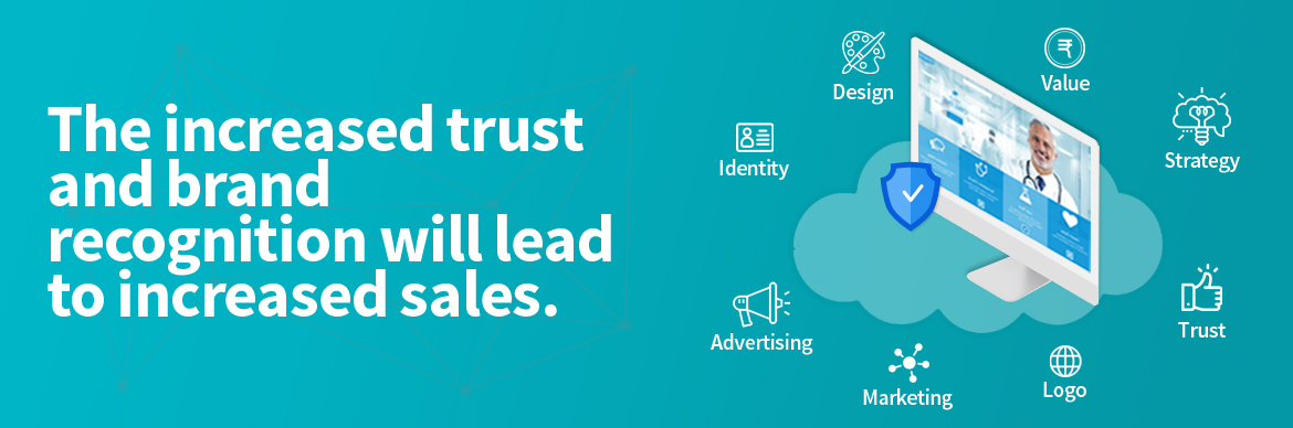 Increased trust and brand