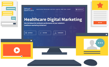 Website is Important To Plan for Branding & Patient Reach