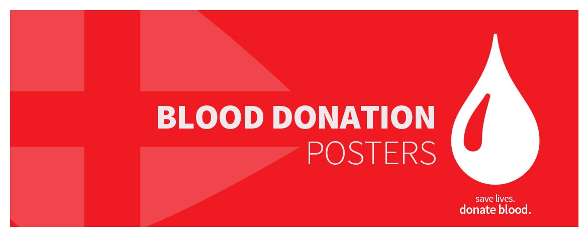 Download Free Poster for Blood Donation Camps
