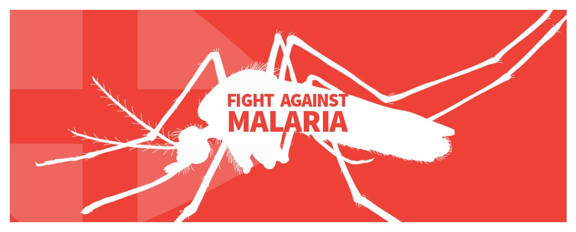 Download Free Poster  for Fight Against Malaria