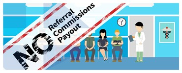 How to Reduce Referral Commissions Payout & Get More Patients Directly