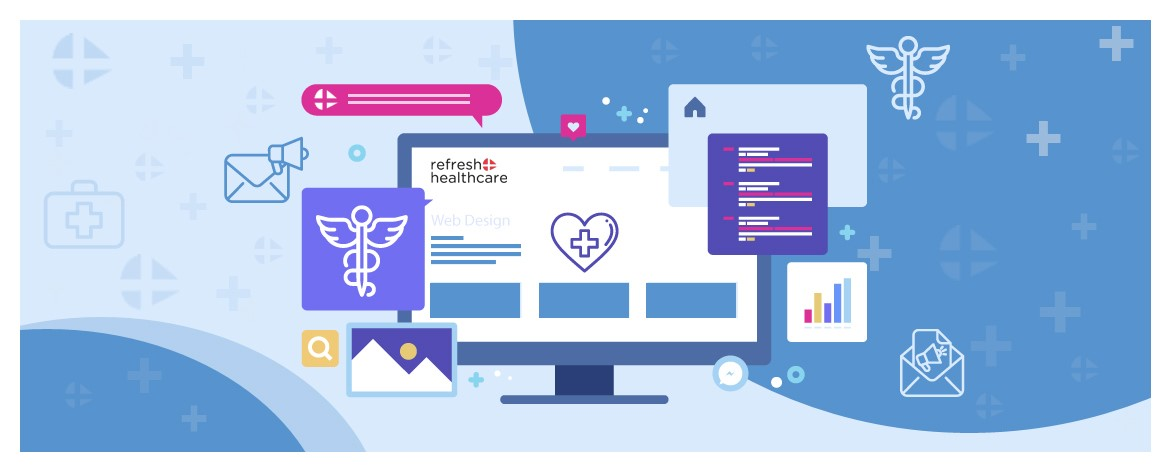 Four Ways to Consider for Designing the Best Healthcare Website