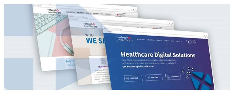 The 5 Must-Have Pages on Your Healthcare Website