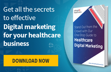 Download all the secrets of effective digital marketing for your healthcare business